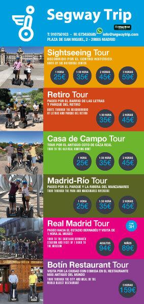 Flyer para ofertas turísticas