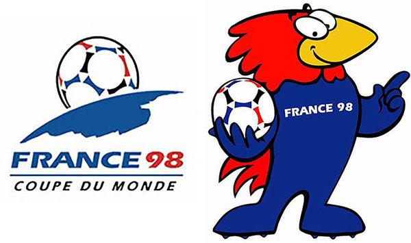 Copa del Mundo Francia 1998