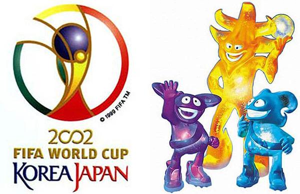 Korea Japon Mundial de Fútbol 2002
