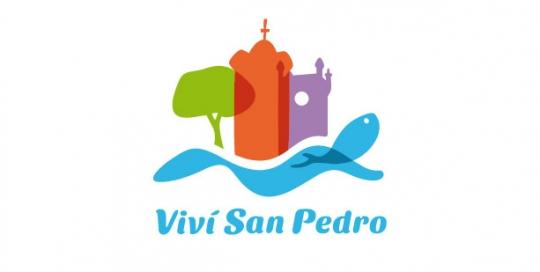 Diseño de logotipo para web turística