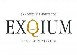 Diseño de logotipo para marca de jamones