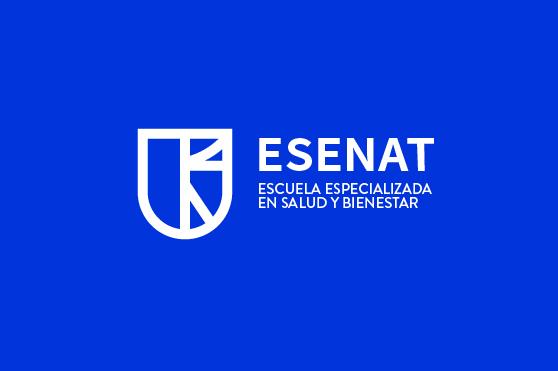 Diseño logotipo para Esenat