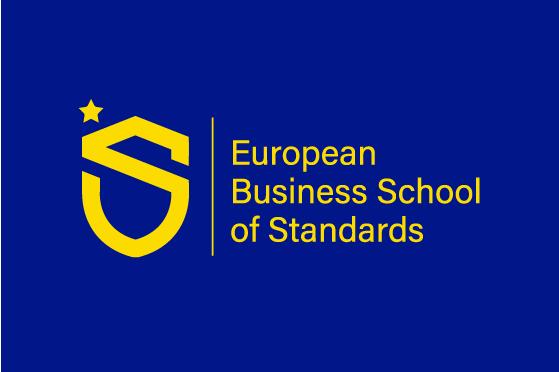 Diseño de logo para la European School of Standards