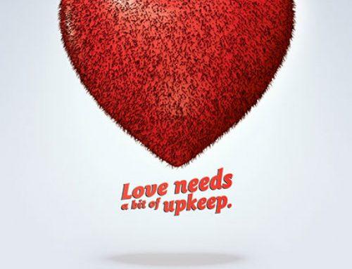 Publicidad gráfica San Valentín