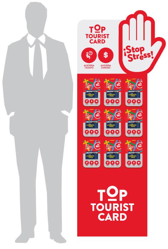 Proyecto de branding para tarjetas turísticas