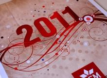 Portadilla de calendario 2011