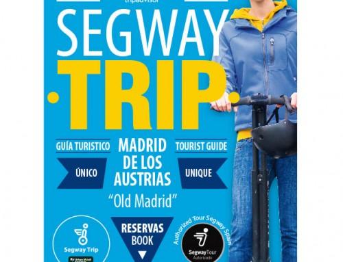 Cartel para publicidad de tours en Madrid