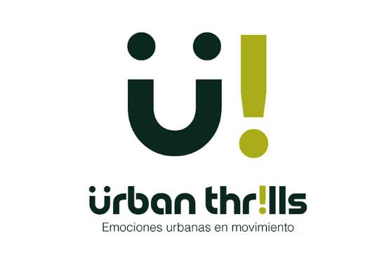 Logotipo para urban thrills