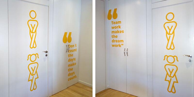 Imagenes gráficas para diseño interior