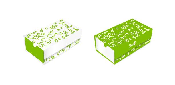Diseño de cajas para zapatos