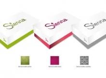 Caja diseñada para marca de calzados