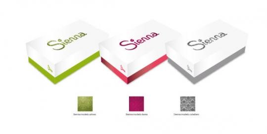 Diseño de imagen para caja de calzado