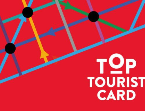 Proyecto de branding para Top Tourist Card