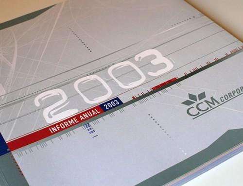 Diseño Informe anual