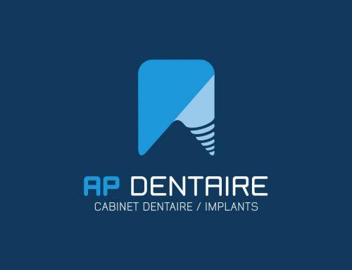 Diseño de logotipo para clínica dental