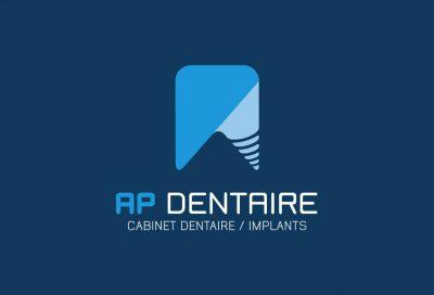 Creación de logotipo para clínica dental