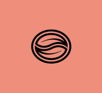 Diseño para isotipo de café