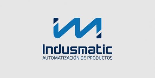 Diseño logotipo industria
