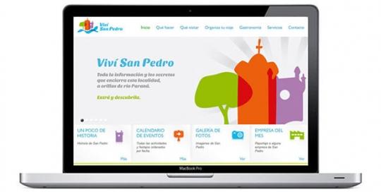 Página web para ayuntamiento