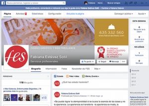 Creación de perfiles redes sociales
