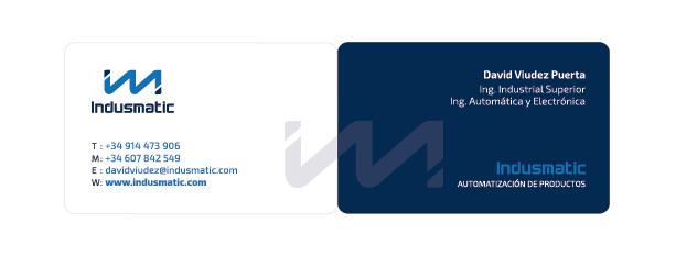Diseño de logotipo para industria