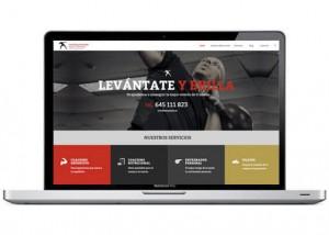 Diseño web para coaching deportivo