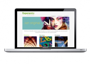 Diseño web para estudio de estrategias de marketing