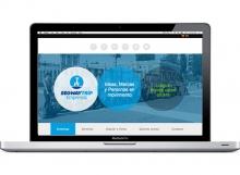 Diseño página web empresa de servicios de marketing para empresas
