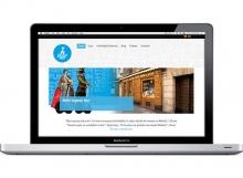 Diseño de identidad corporativa para web de ocio en Madrid