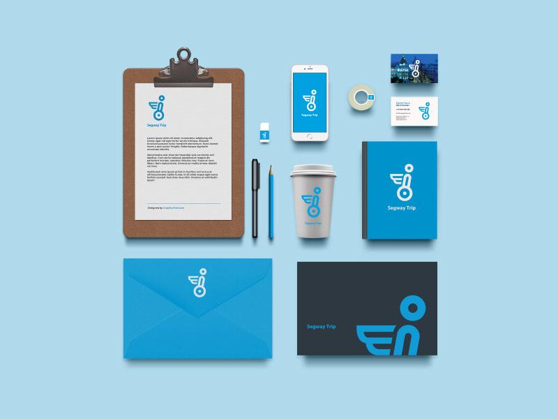 Diseño de imagen para empresa turística
