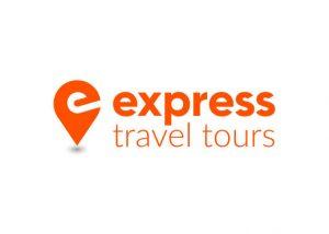 Diseño de logotipo para agencia de viajes
