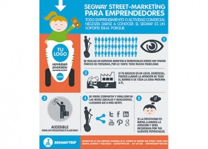 Infografía sobre Street Marketing para emprendedores