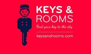 Diseño de logo para gestion de alojamientos