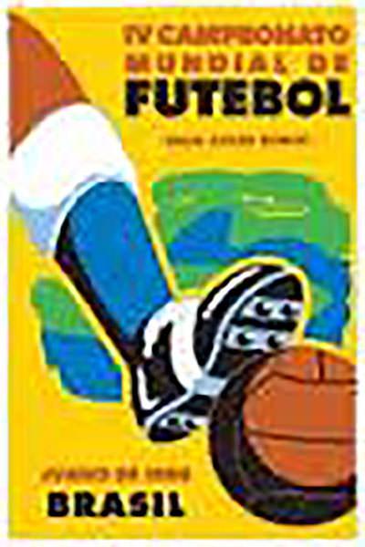 Brasil 1950 Mundial de Fútbol