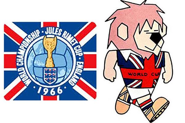 Inglaterra 1966 Mundial futbol