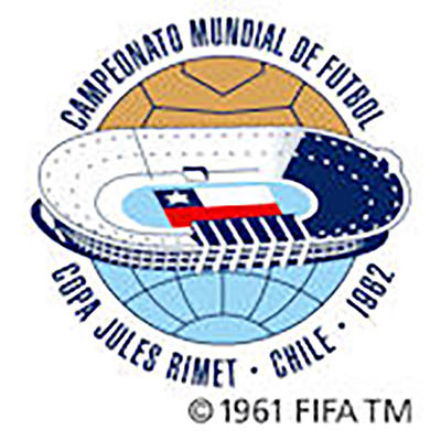 Mundial Fútbol en Chile en 1962