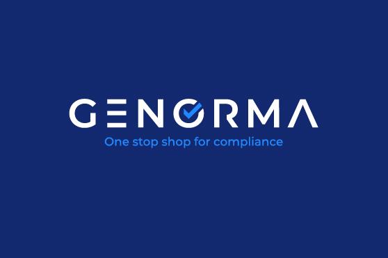 Diseño de logo Genorma
