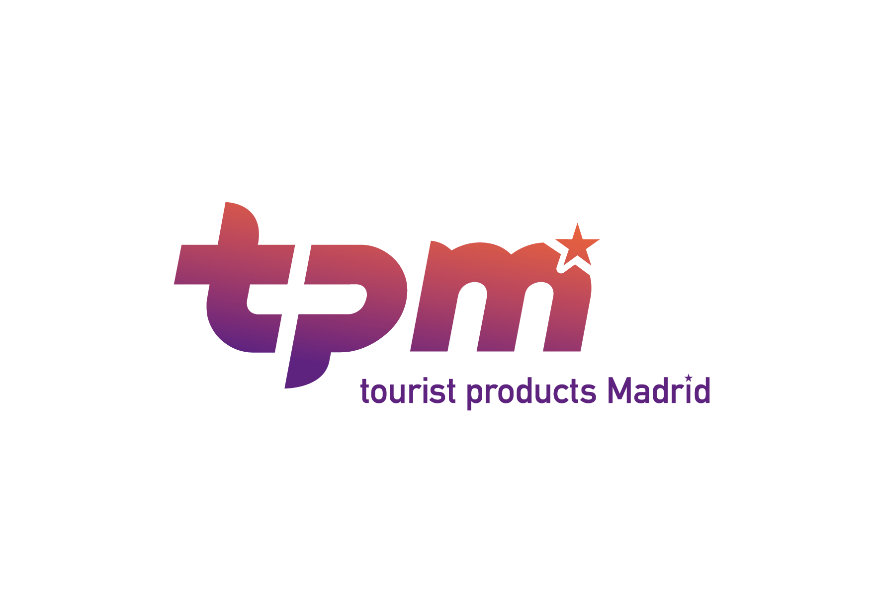 Diseño de logotipo para empresa de turismo
