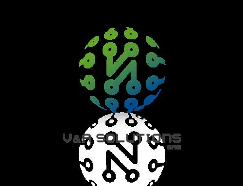 Logotipo para empresa de soluciones tecnológicas