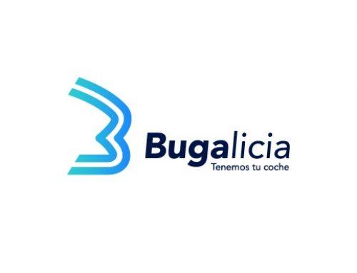 Creación de logotipo para Bugalicia