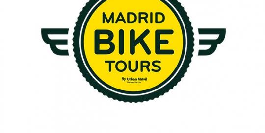 Logotipo para tours y alquiler de bicicletas