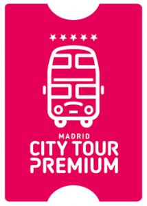 Logotipo Madrid City Tour Premium