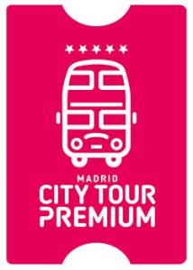 Logotipo Madrid City Tour Premium