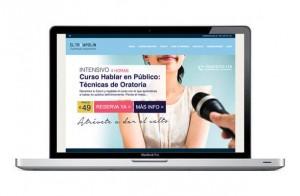 Diseño web para psicólogo