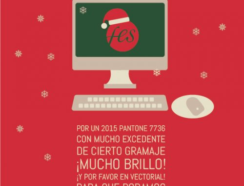 Tarjeta de Navidad 2014